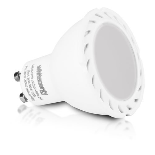 WHITENERGY LED Bulb  3x SMD 2835 LED MR16 GU10 3W 100-250V White Warm (09919)