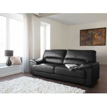 Sofa - 3/3 Seater - Faux Leather - VOGAR