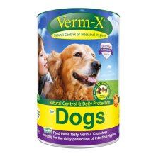 Verm- X Dog Treats For Dogs 2.6kg