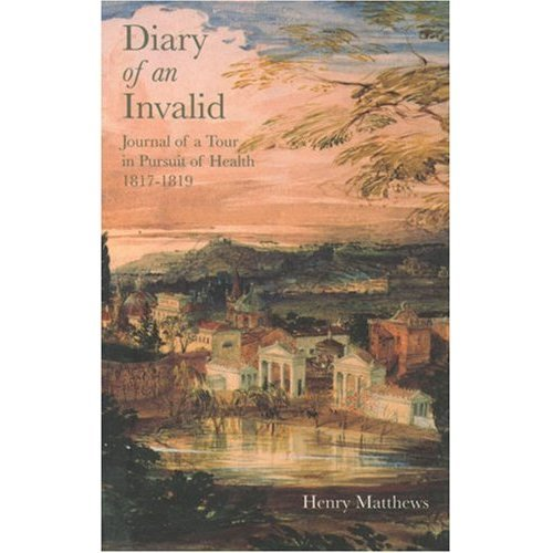 Diary of an Invalid