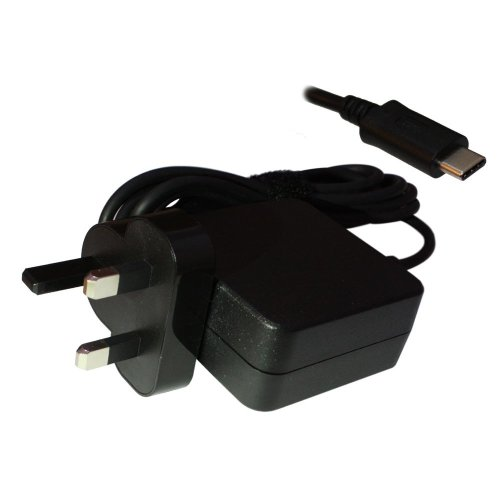 Chuwi Surbook Compatible Laptop Power AC Adapter Charger With Built In UK Plug on OnBuy