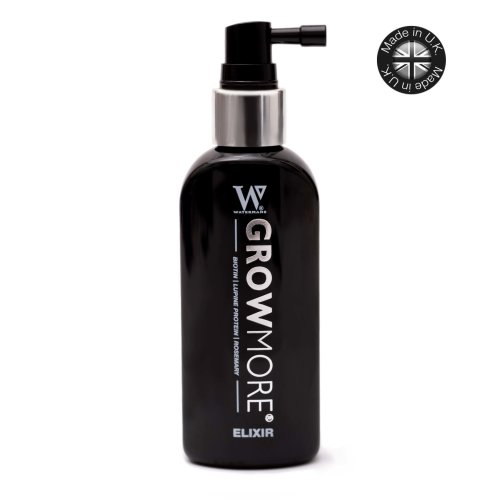 Watermans Grow More Elixir | Hair Growth Serum