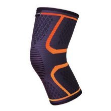 Sports Kneepad Running Non-slip Knee Brace Climbing Knee Brace, Orange