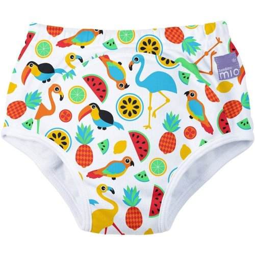 Bambino Mio Reusable Potty Training Pants Tropical Island
