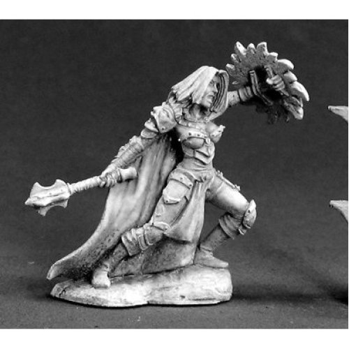 Reaper Dark Heaven Legends 03283 Sora Goldflame, Cleric