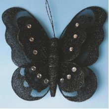 Artificial Butterflies Double Wing