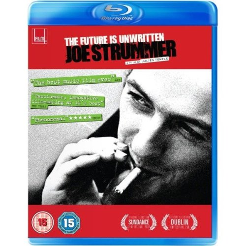 Joe Strummer: the Future is Unwritten