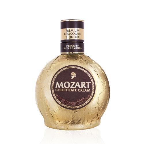 Mozart Gold Chocolate Cream Liqueur Liqueurs, 50cl