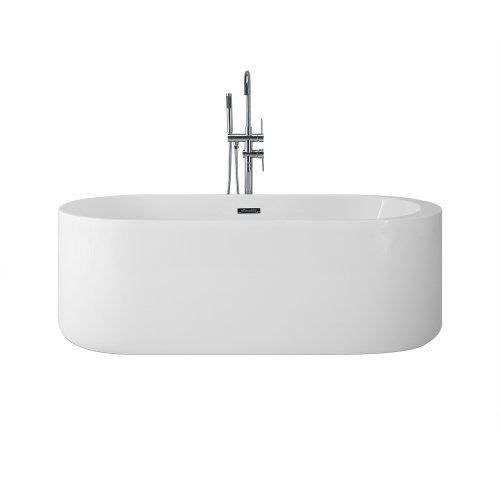 Freestanding Bath White VINALES