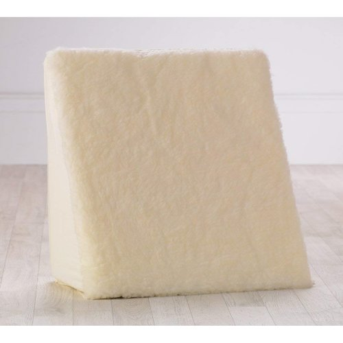 Bed wedge cushion with Fleece cover