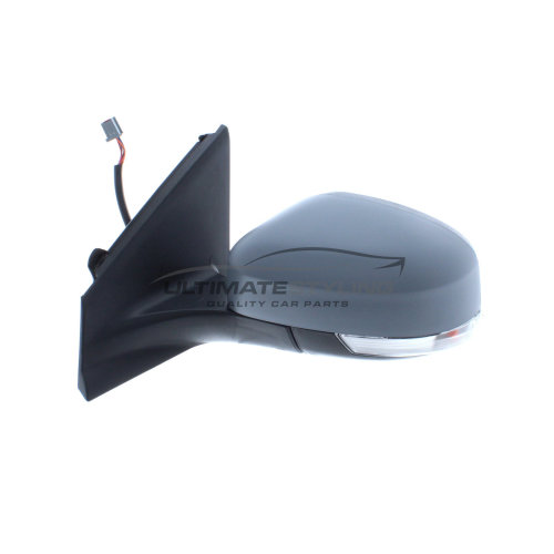 Ford Mondeo Mk4 Saloon 2011-3/2015 Power Folding Wing Mirror Passenger Side N/S