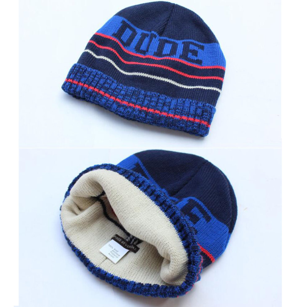 d99ff6e267de6 ... Kids Outdoor Sports Skiing Cap Earflaps Cold-proof Cap Snow Hat Keep  Warm  21.
