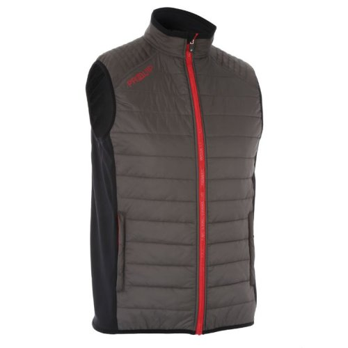 ProQuip Therma Tour Quilted Short Sleeve Gilet