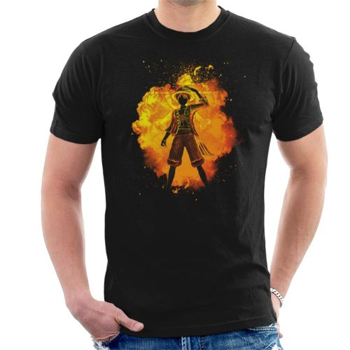 One Piece Soul Of The Pirate Men's T-Shirt
