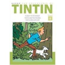 The Adventures of Tintin: Volume 8