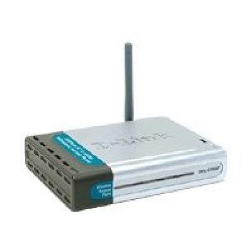 D-Link DWL-G700AP R4  AirPlus G DWL-G700AP Access Point - Radio access point - W DWL-G700AP
