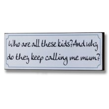 Kids Plaque
