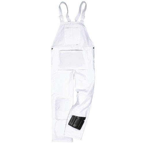 Portwest Unisex Painters Bib & Brace / Workwear (Pack of 2)
