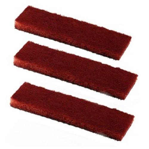 Abrasive Pad, 3 Piece