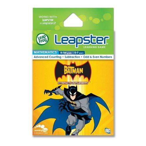 LeapFrog Leapster Learning Game Batman