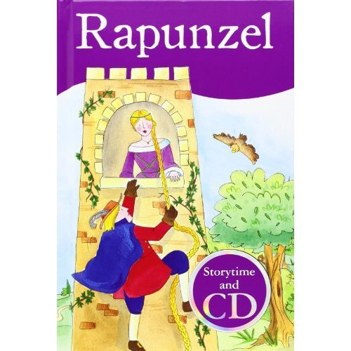 Rapunzel Book & CD