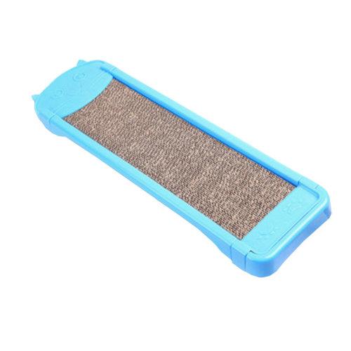 Animals Favorite Cat Scratcher Cardboard- Cat Claws Care Toy Scratcher Bed Mat,#B
