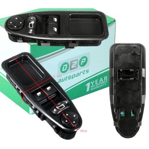 DRIVER SIDE ELECTRIC WINDOW SWITCH - FIAT SCUDO CITROEN DISPATCH PEUGEOT EXPERT