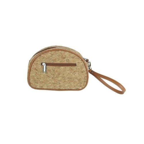 Picnic Gift 7420-CR Pina Colada-Clutch Insulated Cosmetics Bags with Removable Wristlet, Cork
