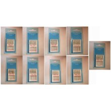 JTL Haberdashery Pack of 5 Sewing Machine Needles - Choice of Type