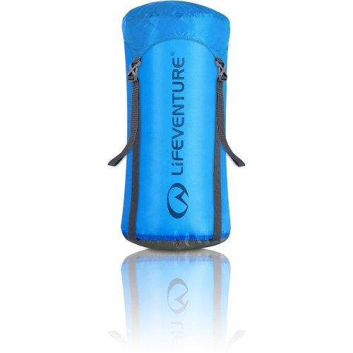 Lifeventure Ultralight Compression Sack - 10 Litres Blue