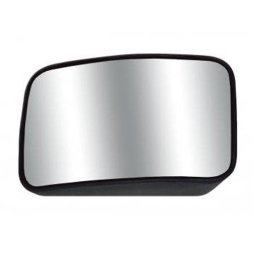 Cipa 49702 2.5 x 3.75 In. Wedge Stick-On Convex Hotspot Mirror - Large