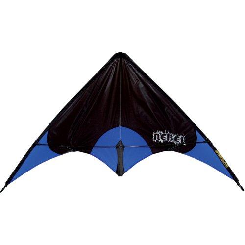 Signature Series Rebel Stunt Kite - Blue - Spirit of Air