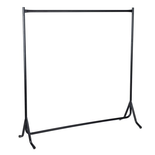 6ft x 5ft Fishtail Clothes Rail | Steel Hanging Clothes Rail
