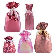 GiftMate 30-Piece Gift Bag Set | Reusable Present Bag Set