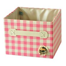 Uncovered Drawer Deedbox Foldable Sundry Organizer Box Storage Baskets I