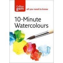 Collins Gem: 10-minute Watercolours