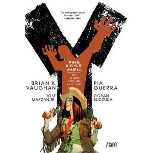 Y: the Last Man: Book 3