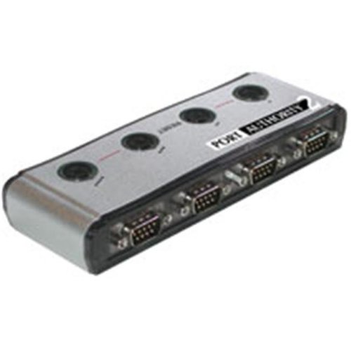 Cables To Go 26479 PORT AUTHORITY2 USB to 4-PORT SERIAL DB9 ADAPTER