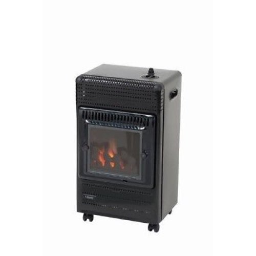 Lifestyle 3.4kW Living Flame Portable Gas Heater