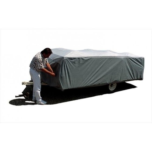 ADCO 12292 Sfs Aquashed Folding Tent Trailer Cover 10 Ft. 1 In. To 12 Ft.