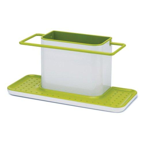 Joseph Joseph 85049 Caddy Large Sink Tidy Sink Area Storage Organiser Green