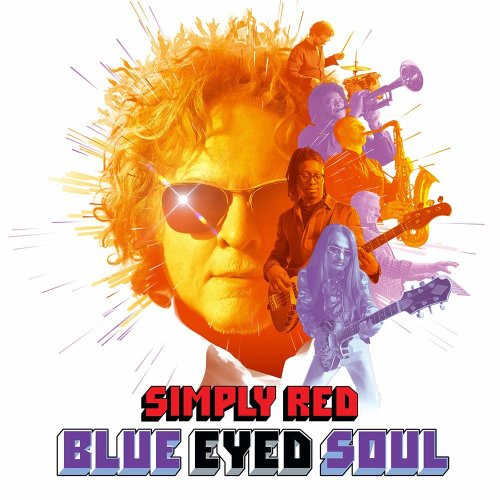 Simply Red - Blue Eyed Soul [CD]