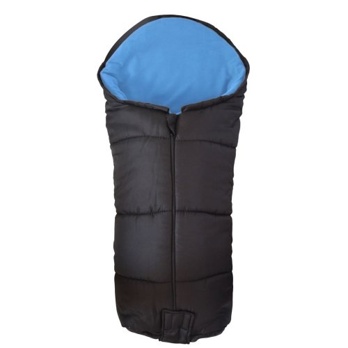 Deluxe Footmuff / Cosy Toes Compatible with Phil & Teds Promenade Pushchair Blue