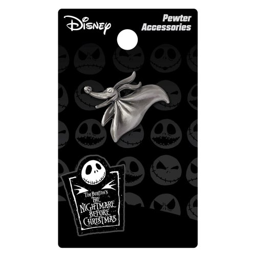 Pin - Nightmare Before Christmas - Zero Pewter Lapel Licensed 26811