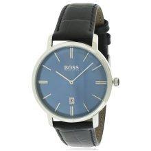 Hugo Boss Classic Leather Mens Watch 1513461
