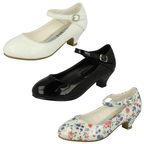 Girls Spot On Smart Elegant Heels