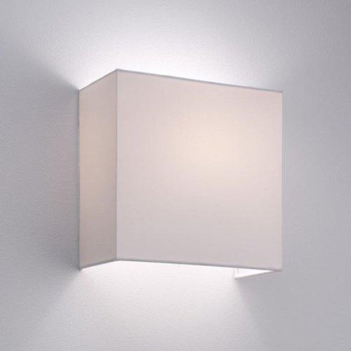 Chuo 250 White Wall Shade Fixture - Astro Lighting 4126