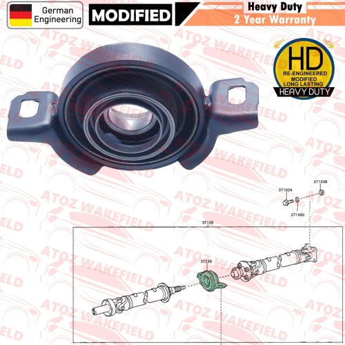 FOR LEXUS IS200 IS300 GXE10 PROP SHAFT SUPPORT CENTRE BEARING BRAND NEW 99-05