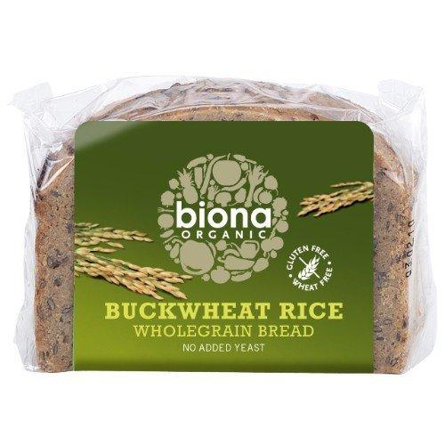 Biona  Rice Seed Bread - Yeast Free 250g