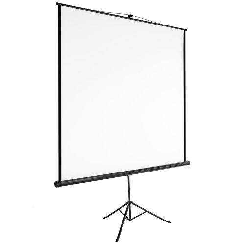 Tripod screen 178 x 178 cm